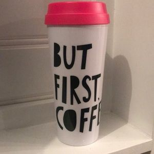Ban.do but first coffee mug
